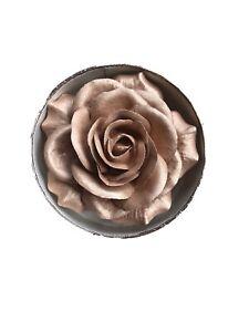 Lancome La Rose Highlighter Powder A Poudrer Starlight Sparkle Gold RARE Flower