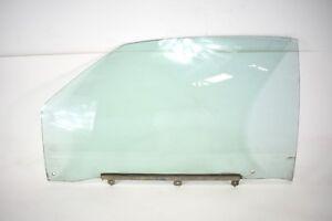90-02 Mercedes R129 SL320 SL500 Front Left Driver Side Door Window Glass OEM