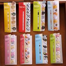 Note Sticker Mini Bookmark Sticky Memo Post Pages Tab Flags Pads Paper School