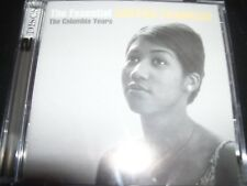 Aretha Franklin The Essential The Columbia Years Best Of (Australia) 2 CD - New