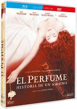 Perfume: The Story of a Murderer NEW Arthouse Blu-Ray 2-Disc Set Tom Tykwer