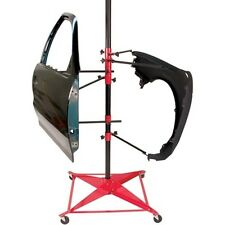 Auto Body Paint Stand Tree Painting Rack Door Hood Fender Panel Holder Car Parts