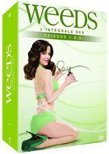 WEEDS 1-8 COMPLETE SERIES SEASON 1 2 3 4 5 6 7 8 DVD BOX ENGLISCH