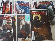 ultimate comics Spiderman Comic Lot 3 5 6 7 8 11 12 13 14 15 16 18 19 22 23-28