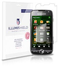 iLLumiShield Anti-Bubble/Print Screen Protector 3x for Samsung Omnia 2 i920