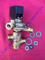 Potterton Lynx Mark 1 Boiler Diverter Valve & Microswitch Assembly 430037