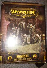 Warmachine: Mercenaries Hammerfall High Shield Gun Corps (6) PIP41023 New