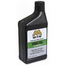 Mi-T-M Pressure Washer Pump Oil 1 Pint