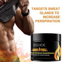 La Graisse du ventre Burner Crème Abdominale Muscle Minceur Crème Corps pour