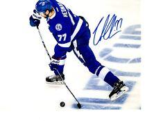 Victor Hedman autographed signed NHL Tampa Bay Lightning 8x10 photo
