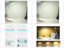 YAGE YG-5933 Desk lamp USB led Table Lamp 14 LED Table lamp with Clip Bed Readin