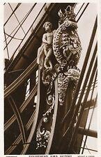 POSTCARD  SHIPS  NELSON  VICTORY  The Figurehead