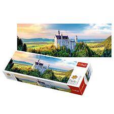 Trefl 1000 Pièces Panorama Château De Neuschwanstein Allemagne Grand Puzzle neuf