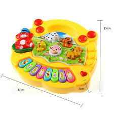 Kids Toy Baby Educational Game Musical Piano Animal Farm Developmental Toy