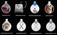 USB 3.0/2.0 32 GB Mac OS X 4 in (approx. 10.16 cm) una sierra elcapitan Yosemite Mavericks
