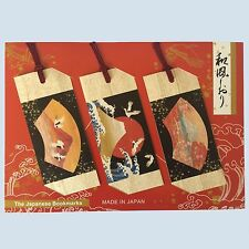 Japanese Style Mt.Fuji landscape Bookmarks from Japan