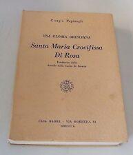 Santa Maria Crocifissa di Rosa . Giorgio Papasogli . 1954