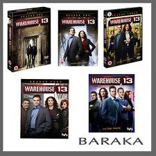 Warehouse 13 Season 1 - 5 DVD set R1 The Final Season New and sealed
