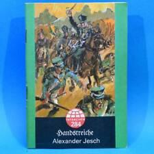 Tatsachen 284 | Handstreiche | Alexander Jesch DDR 1985
