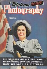 Minicam Photography--Feb. 1942-----164