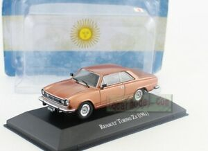 1/43 Scale RENAULT TORINO ZX 1981 Diecast Model Has Flaw !