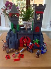 Playmobil 5757 Dragon Rock Castle Fortress & Knights Playset