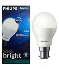 Philips Stellar Bright 20w, 2000Lumens LED bulb