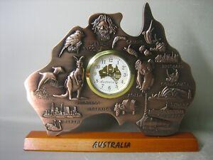 BYM 508 QUARTZ AUSTRALIA clock