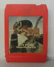BOB DYLAN - NASHVILLE SKYLINE - 8-TRACK - Tested & Working