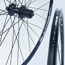 Shimano Claris 2400 Road Wheels W/Alex R450 Rims 700C Black Rear (Only) Bike
