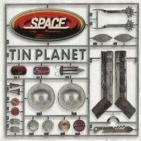 SPACE - TIN PLANET 1998 UK CD