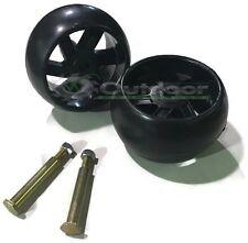 2 PK Mower Deck Wheels Bolts 174873 133957 193406 532174873