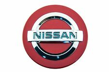 Genuine Nissan Micra 08/13 - 2016 Centre Cap - Force Red (KE40900RED)