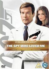 The Spy Who Loved Me DVD Region 2