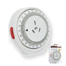 SanSai PAD027M 24-Hour Programmable Timer Switch