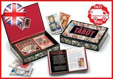 The Essential Tarot Kit: Book and Card Set Gift Boxes, Activity Kit