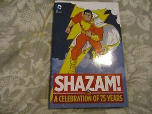 DC Comics Shazam! A Celebration Of 75 Years