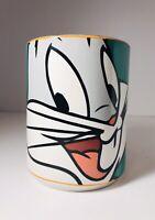 1998 BUGS BUNNY Looney Tunes Warner Bros. Coffee Mug Cup GIBSON
