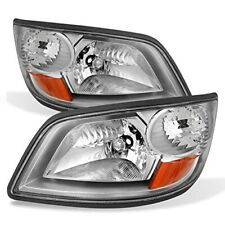 New Left Right Headlight PAIR FOR 2008 2009 2010-2014 Hino 258ALP 268A 338CT