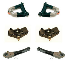 NEW! 1968-73 Mustang Suspension Kit Upper & Lower Control Arms & Spring Saddles