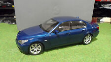 BMW 545 i SEDAN Serie 5 ble 1/18 KYOSHO 80430153200 voiture miniature collection