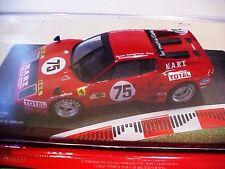 Ferrari 75 N.A.R.T. Boxer Race Car Model 1/43 Scale Official Ferrari Product
