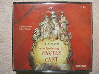 Verschwörung auf Castle Cant. 3 CDs von Kevin P. Bath (2006) Hörbuch