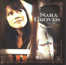 Sara Groves : Tell Me What You Know (CD, 2007) BRAND, NEW SEALED