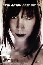 Beth Orton 1997 Best Bit Ep Original Promo Poster