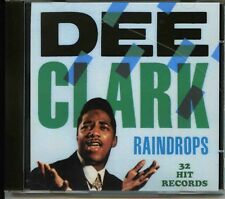 DEE CLARK - CD - Raindrops - BRAND NEW