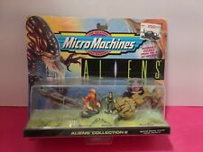Micro Machines Aliens Collection 2 New on Card