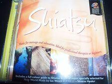 Shiatsu Mind Body & Soul Relaxation New Age (Australia) CD – Like New