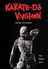 Karate-Do Kyohan: The Master Text by Gichin Funakoshi Book (Eng) Martial Arts