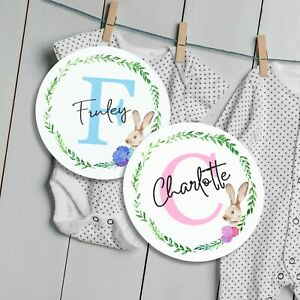 Personalised Birth Arrival Sign, Baby Name Plaque, Newborn Baby Shower Gift